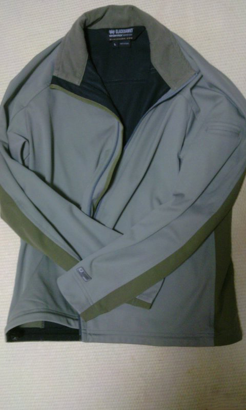 ブラックホークWarrior Wear Training Jacket1
