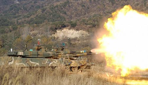 韓国K1戦車