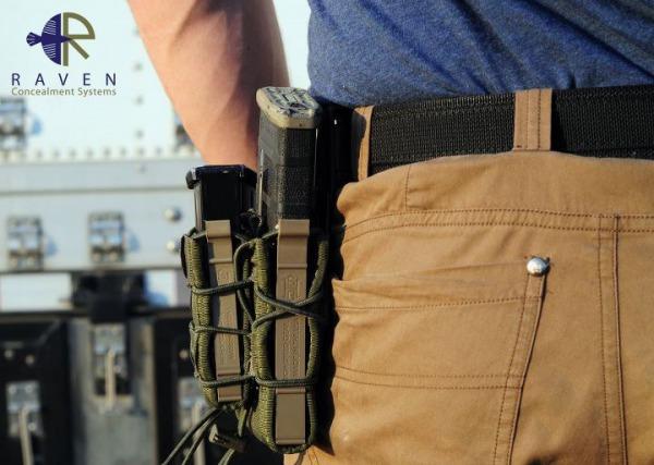 Raven Concealment Systems社新作「ModuLoader Frames」2