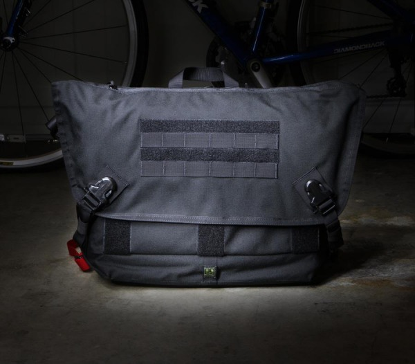 E9社の新作「X-Messenger Bag」
