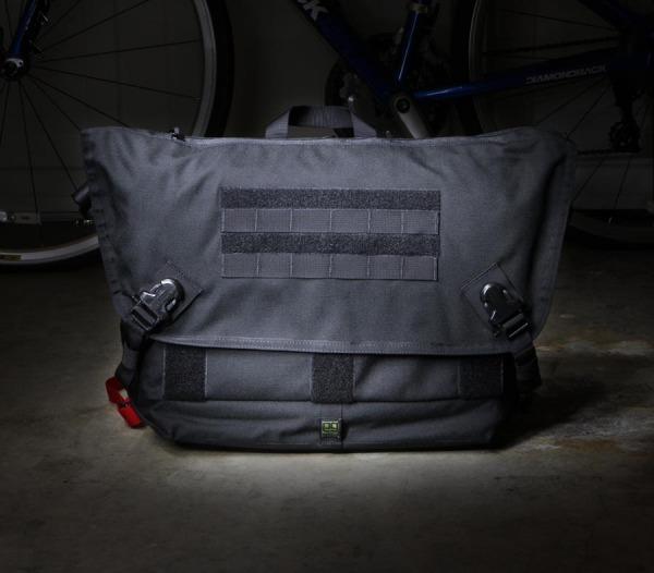 E9社の新作「X-Messenger Bag」