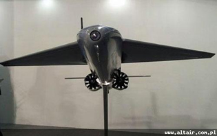 韓国のUAV「Devil Killer」