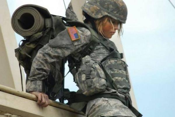 アメリカ軍の女性兵士の戦闘任務解禁