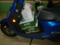 ステップにいつもの台湾ビール141209