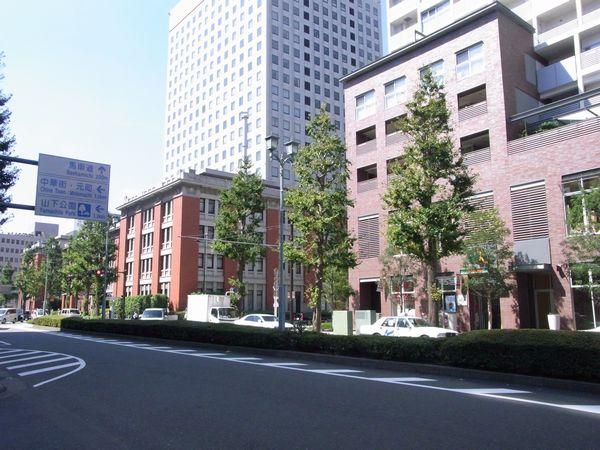 横浜市第二庁舎