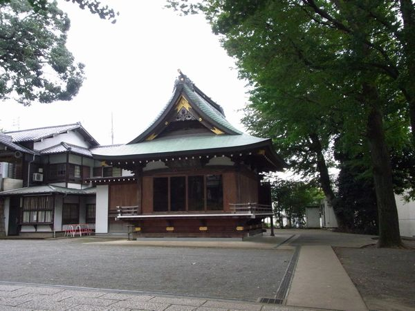 北沢八幡5