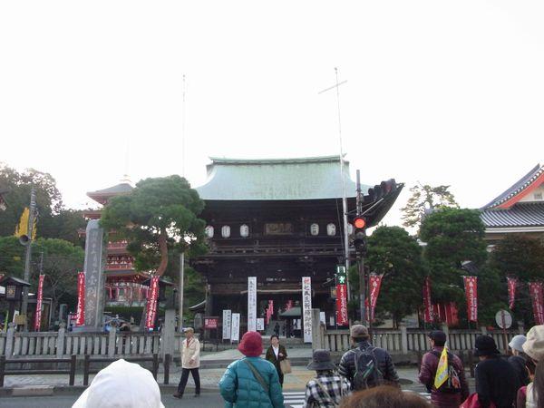 高幡仁王門
