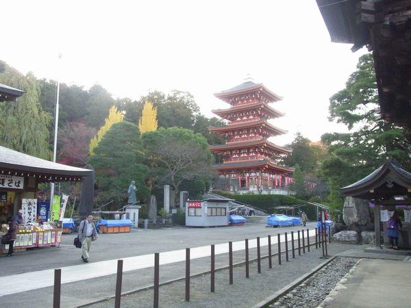 高幡五重の塔