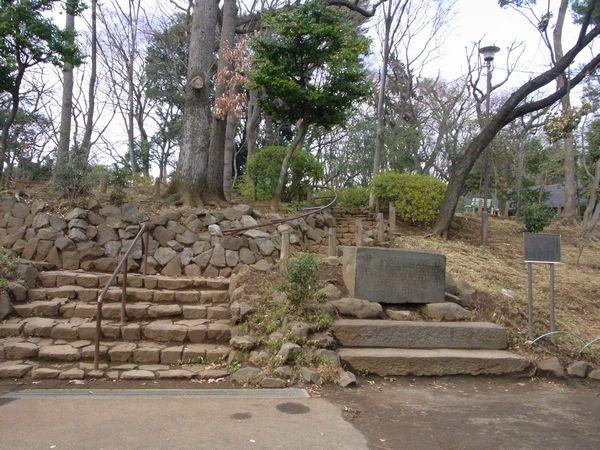 世田谷城跡2