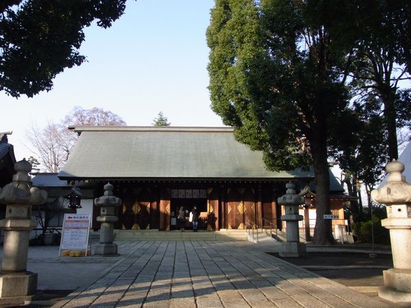 松陰神社2