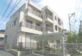 新築1LDKマンション!駅4分!オートロック!最上階3階カド!日当り最高!9.7万円!!