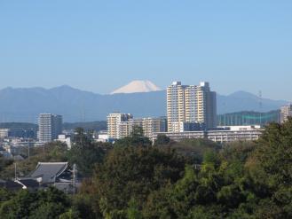駒女から富士山01