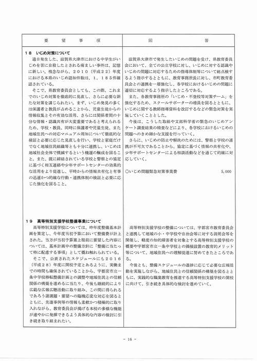 H249月補正 民主党【回答】⑯