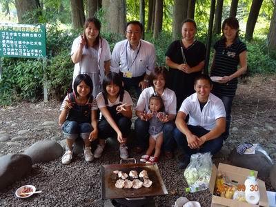 斉藤後援会BBQ大会 高野G