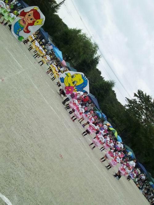 ゆたか幼稚園【運動会】②