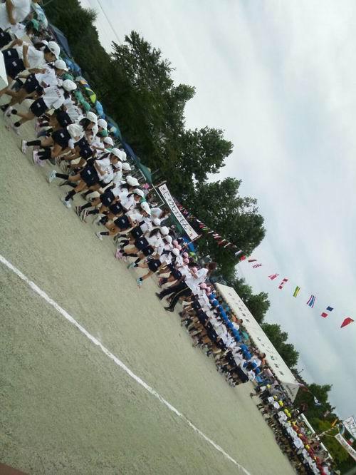 ゆたか幼稚園【運動会】③