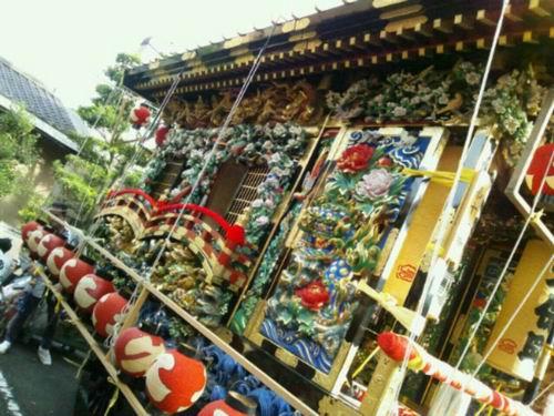 鹿沼今宮神社祭②