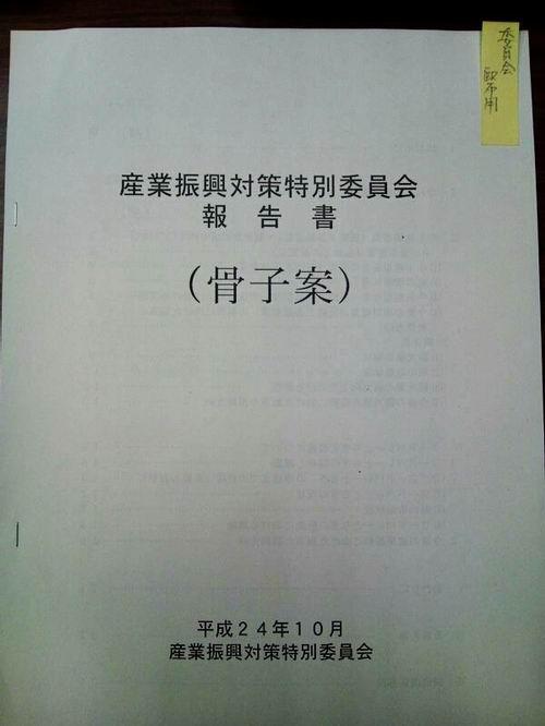 栃木県議会 産業振興対策特別委員会①