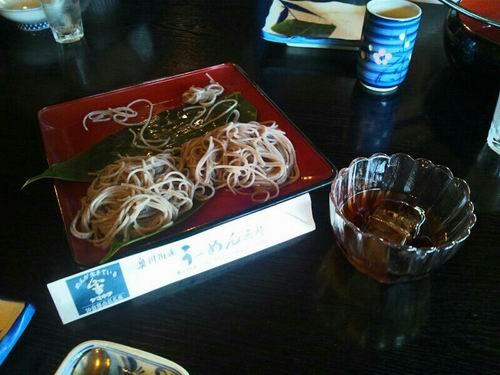 連合栃木議員懇談会[政策研修 現地調査]③昼食