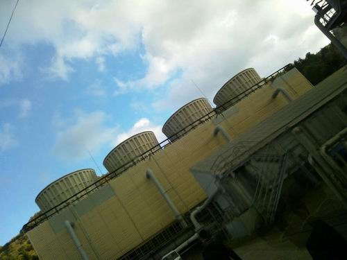 電源開発(株)鬼首地熱発電所現地調査その2④