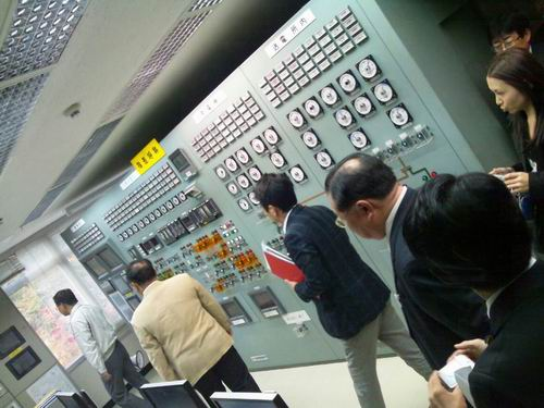 電源開発(株)鬼首地熱発電所現地調査その5②
