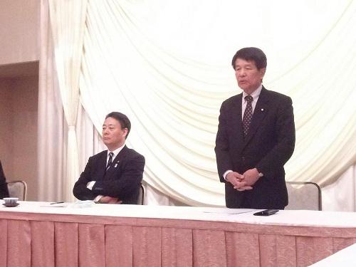 民主党栃木県連<海江田代表と党員・サポーターとの対話集会>②