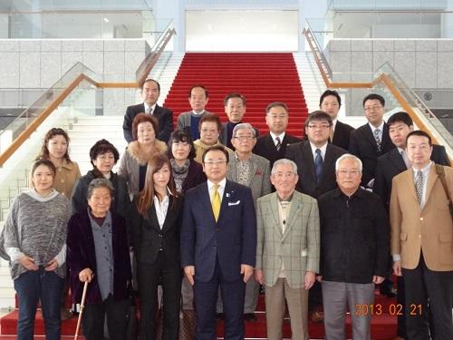 平成25年栃木県議会定例会<第317回通常会議>代表質問登壇