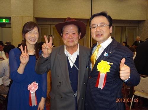 20130309春のつどい【鈴木社長】