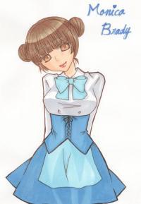 モニカちゃん