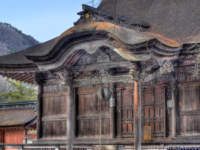 雲峰寺本堂