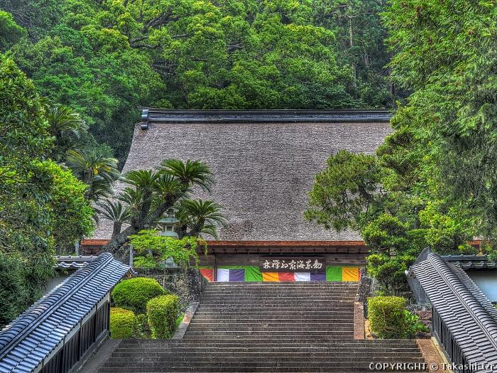 臨済寺本堂