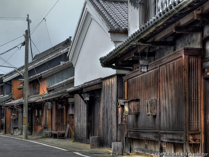 旅するTZRの文化財撮影記 湯浅町湯浅(和歌山) 【重伝建】