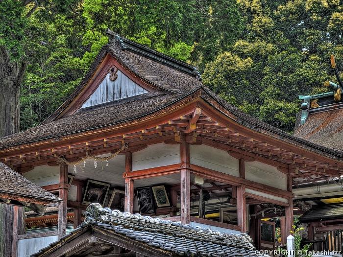 広八幡神社拝殿
