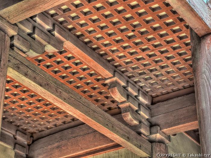 広八幡神社楼門
