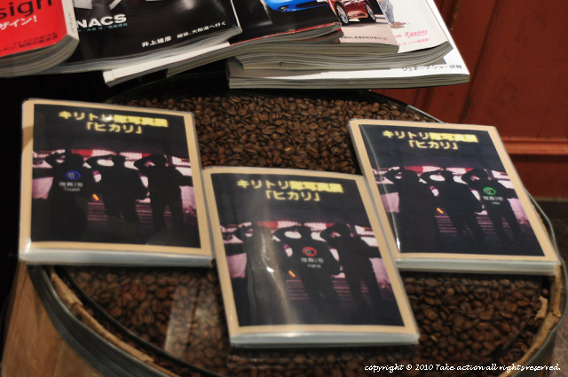 2012・5・写真展準備2