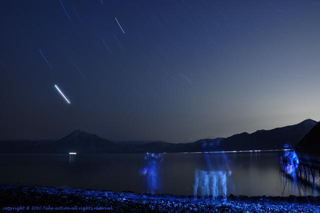 2012・4・21こと座流星群5