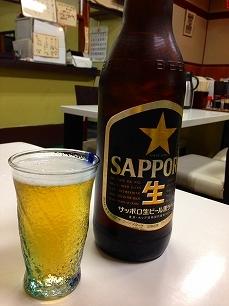 1026ほかり@瓶ビール