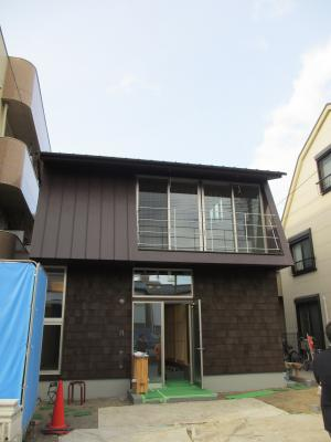 「江戸川の家」完成見学会の様子