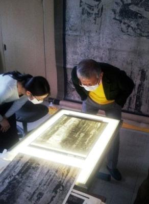 法壁ガラス乾板3
