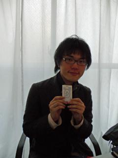 2013/01/03 中野トナカイ『新年堅実鑑定会』