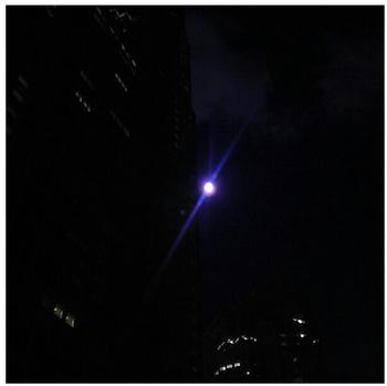 2012年8月31日魚座満月