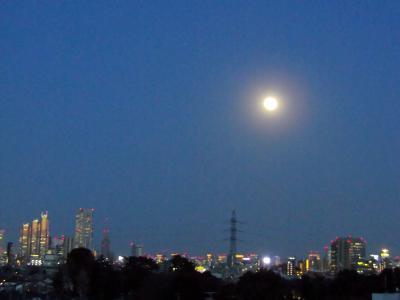 2013年2月25日乙女座満月