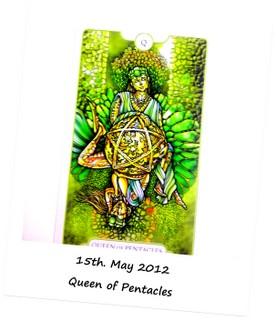 5月15日ペンタの女王
