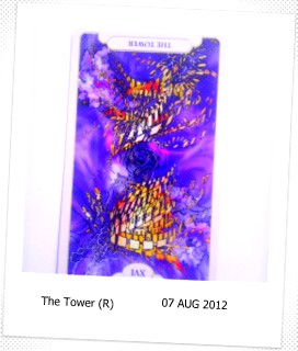2012年8月7日 The Tower (R)