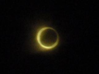 2012年5月21日金環日食その2
