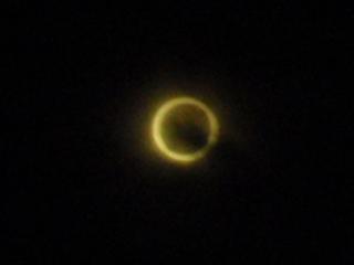 2012年5月21日金環日食その3