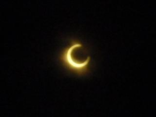 2012年5月21日金環日食その4