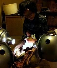 鍼灸師田中美津の治療院れらはるせ