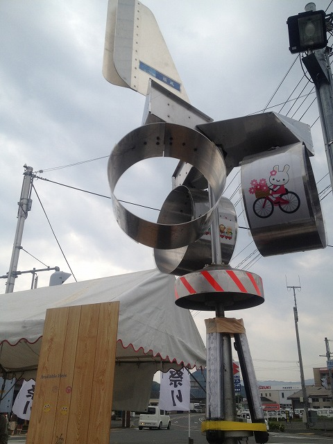 筒型風力発電