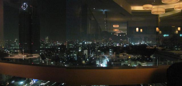 小田急ホテルセンチュリーサザンタワー20階TRIBEKS